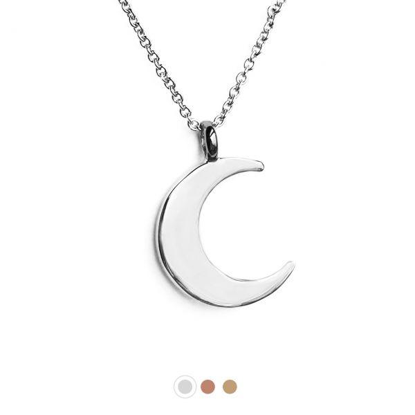 Halskette Moon
