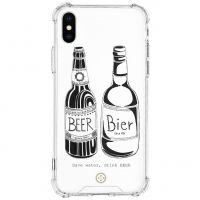 "Einleger ""SAVE WATER, DRINK BEER"" , iPhone 7 / 8"