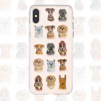 """Einleger """"PUPPIES"""" , iPhone 7/8"""