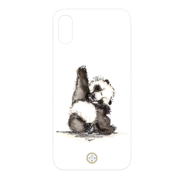 Einleger - Panda Baby