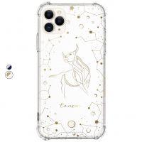 Einleger Taurus // Stier 1.Modell: iPhone 11 Pro|2.Farbe:gold/weiß