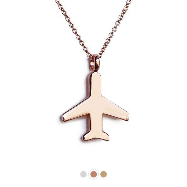 Halskette Airplane